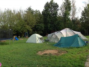 Zeltlager Reiterferien